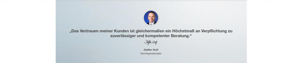 DVAG - Steffen Wolf